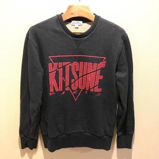 キツネ(KITSUNE)の【美品】KITSUNE キツネ スウェット 秋冬(スウェット)