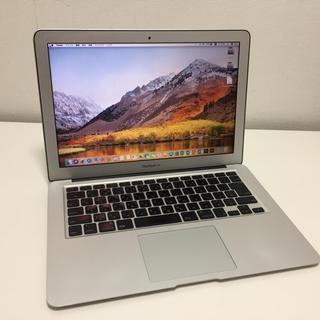 アップル(Apple)の   高性能SSDMacBook Air Office★フォトショップ (ノートPC)