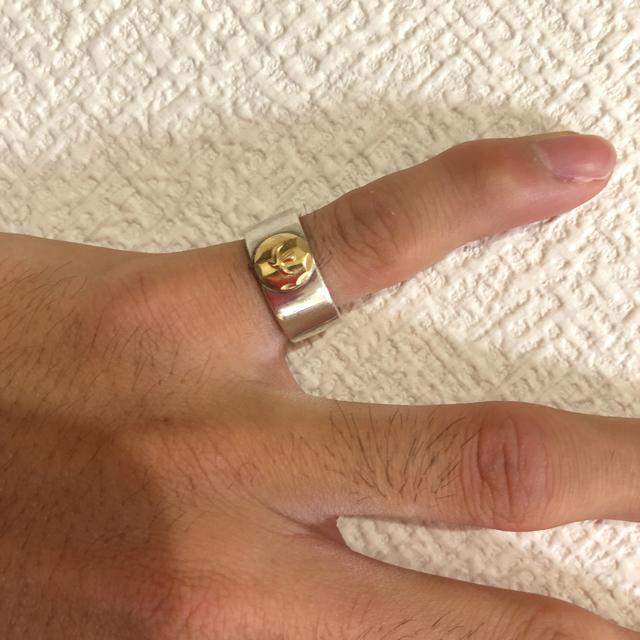 goro's(ゴローズ)のgoro's ゴローズ 平打ちリング 5号 メンズのアクセサリー(リング(指輪))の商品写真
