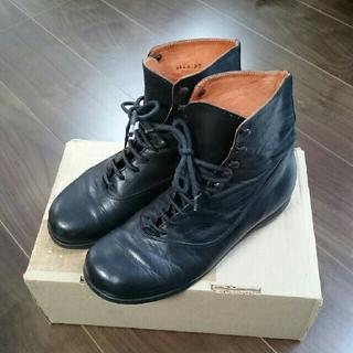 トリッペン(trippen)のTrippen  編み上げブーツ  size37(ブーツ)