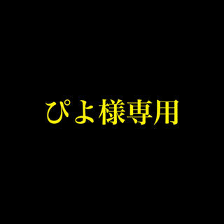 【ぴよ様専用】チケット(その他)