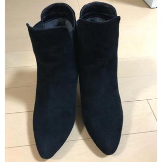 ロペ(ROPE)のROPE スエードショートブーツ 未使用(ブーツ)