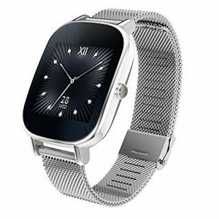 エイスース(ASUS)のスマートウォッチ ZenWatch 2 WI502Q+純正ストラップ2種セット(腕時計(デジタル))