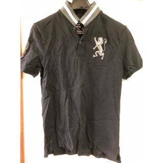 ジャンルーカジョルダーノ(Gianluca Giordano)のgiordanoポロシャツ メンズ(ポロシャツ)