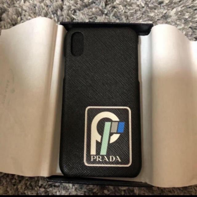 PRADA - prada iPhone XS  X 対応ケースの通販 by hide shop|プラダならラクマ