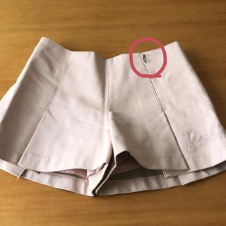 バービー(Barbie)のBarbie キュロットスカート  130(スカート)