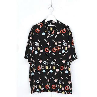 ディスカバード(DISCOVERED)のDISCOVERED POST SHIRT オープンカラーシャツ(シャツ)