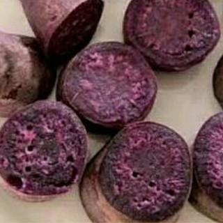 1キロ 無農薬 紫いも(野菜)