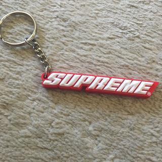 シュプリーム(Supreme)のSupreme Bevel Logo Keychain(その他)