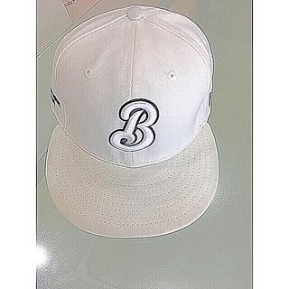 ナインルーラーズ(NINE RULAZ)の希少ニューエラ 横浜ベイスターズ コラボ  cup (キャップ)