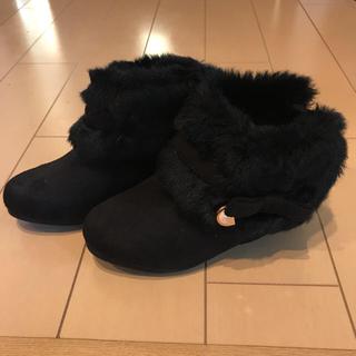 エスペランサ ショートブーツ 19cm