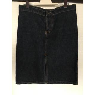 アールジーン(Earl Jean)のEarl Jean デニムスカート(ひざ丈スカート)