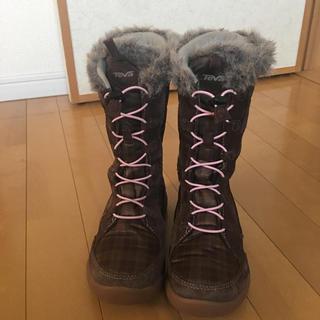 テバ(Teva)のTeva ブーツ 19センチ(ブーツ)