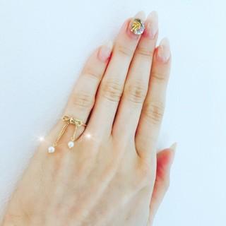 サマンサティアラ(Samantha Tiara)のサマンサティアラ samantha tiara ピンキーリング(リング(指輪))