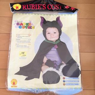 ルービーズジャパン RUBIE'S コスチューム 子供用 コウモリ 80㎝(衣装一式)