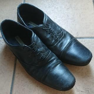 ザラ(ZARA)のZARAレザーシューズ 革靴(ドレス/ビジネス)