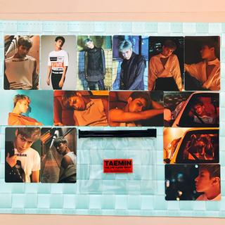 シャイニー(SHINee)のSHINee テミン 公式ステッカー(K-POP/アジア)