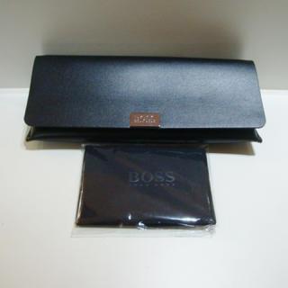 ヒューゴボス(HUGO BOSS)の 新品未使用★HUGO BOSS ヒューゴボス★メガネケース(サングラス/メガネ)