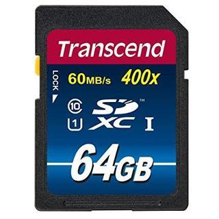トランセンド(Transcend)のTranscend SDXCカード 64GB Class10 UHS-I対応(その他)