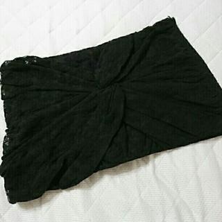 ナバーナ(NAVANA)のNAVANAで購入☆レースのスカートパンツ(ミニスカート)