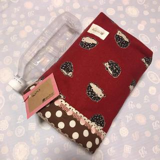 rb035 raindrop ハリネズミ 寝袋 ハンドメイド(小動物)