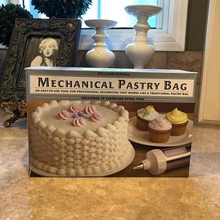 ウィリアムズソノマ(Williams-Sonoma)の新品 ケーキ クリーム 絞り型 セット ウィリアムソノマ(調理道具/製菓道具)