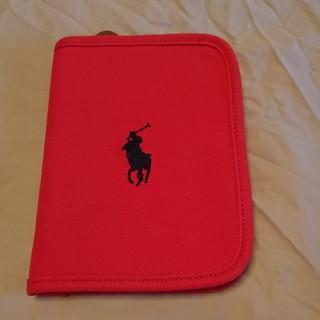 ラルフローレン(Ralph Lauren)のラルフローレン 母子 手帳 ケース 赤(母子手帳ケース)