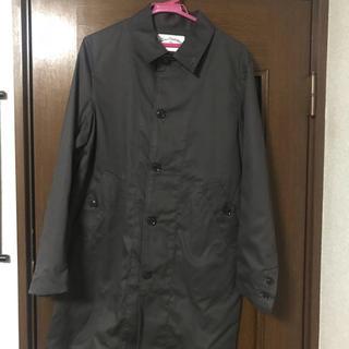 バーンズアウトフィッターズ(Barns OUTFITTERS)のbarns outfittersコート 未使用品(ステンカラーコート)