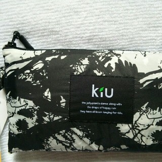 キウ(KiU)のkiu レインポンチョ 【期間限定値下げ】(レインコート)