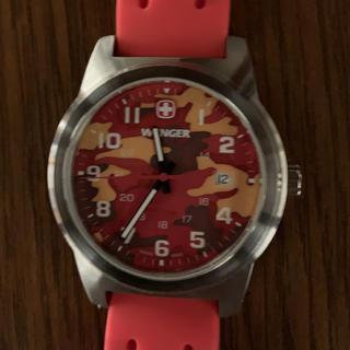 ウェンガー(Wenger)のwenger 時計 クオーツ フィールドクラシック(腕時計(アナログ))