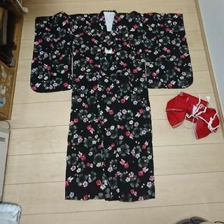 シマムラ(しまむら)の女児用 浴衣👘(甚平/浴衣)