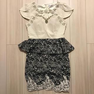 ジャスミン(ジャスミン)のjasmine ドレス(ミニドレス)