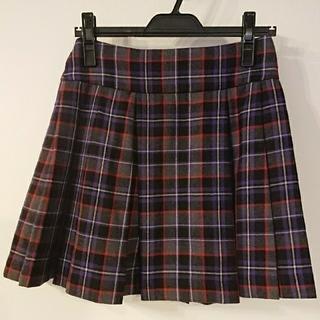ジェーンマープル(JaneMarple)のジェーンマープル タータンチェックのスカート(ミニスカート)