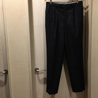 バーバリー(BURBERRY)の新品 タグつき Burberry パンツスーツ(スラックス/スーツパンツ)