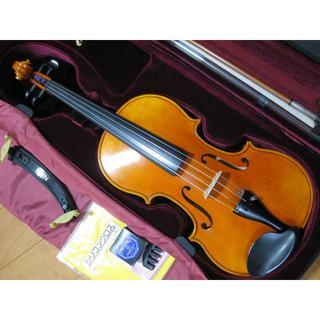 スズキ(スズキ)の【美品】国産 スズキバイオリン SUZUKI No.540 4/4 付属品セット(ヴァイオリン)