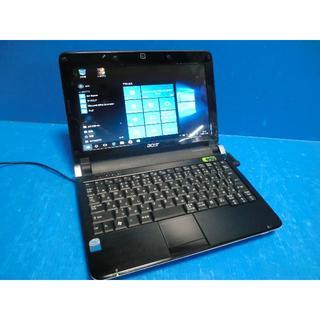 エイサー(Acer)の★Win10/ acer ノートパソコン Aspire one D150-Bw7(ノートPC)
