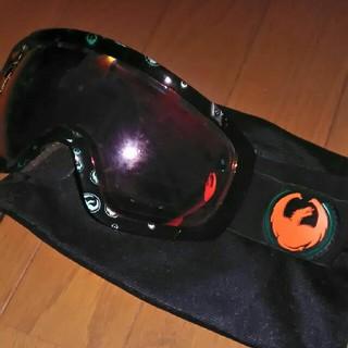 ドラゴン(DRAGON)のDragon ドラゴン ゴーグル オレンジ(ウエア/装備)