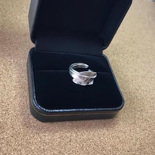 ゴローズ(goro's)のラリースミス  フェザーリング silver 950(リング(指輪))