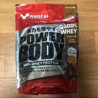 ケンタイ(Kentai)のKentai ホエイプロテイン ミルクチョコ味 2.3㎏(プロテイン)