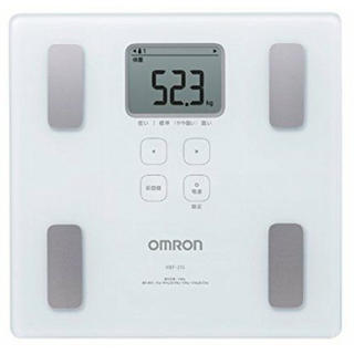 【新品】オムロン 体重・体組成計 カラダスキャン(体脂肪計)