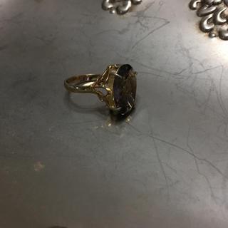 透けたグレー?の指輪(リング(指輪))