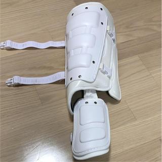 ミズノ(MIZUNO)の野球 フットガード 左足用 ミズノ(防具)