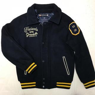 スコッチアンドソーダ(SCOTCH & SODA)のScotch Shrunk(スコッチシュランク) 襟付きスタジャン(ジャケット/上着)
