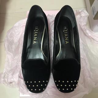 ダイアナ(DIANA)のDIANA パンプス(ローファー/革靴)