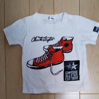 コンバース(CONVERSE)のdoi様専用♥コンバース★Tシャツ 80(Tシャツ)