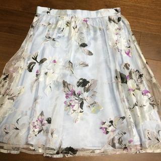 エディグレース(EDDY GRACE)のレディース膝丈スカート(ひざ丈スカート)