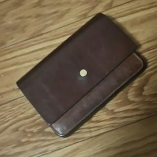 グイディ(GUIDI)のforme フォルメ エムエークロス guidi gaby (折り財布)
