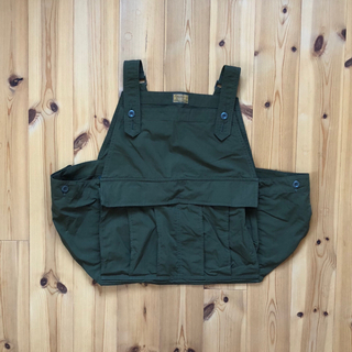 ツータックス(2-tacs)のBROWN by 2-tacs SEED IT VEST OLIVE(ベスト)