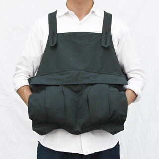ツータックス(2-tacs)のBROWN by 2-tacs SEED IT VEST GREEN(ベスト)