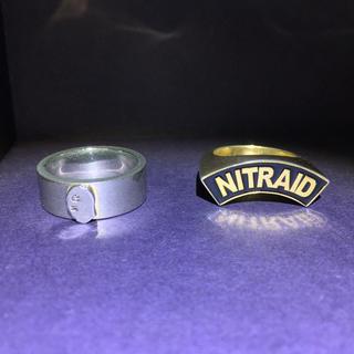ナイトレイド(nitraid)のNITRAID リング 2個セット(リング(指輪))